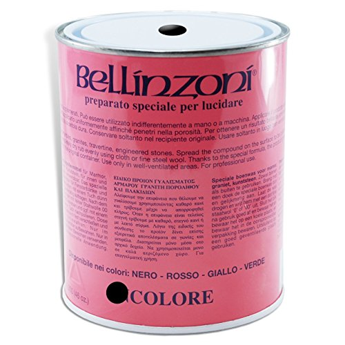 Bellinzoni paste wax Black by Bellinzone