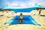 Mad Grit Beach Shade (Ocean Blue)