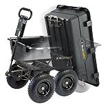 Gorilla Carts GOR866D Heavy-Duty Garden Poly Dump