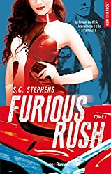 Furious Rush - tome 1 (NEW ROMANCE) (French Edition)