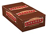 Larabar The Original Fruit and Nut Food Bar Gingerbread, 25.6 Ounce