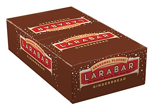Larabar The Original Fruit and Nut Food Bar Gingerbread, 25.6 Ounce by LÄRABAR