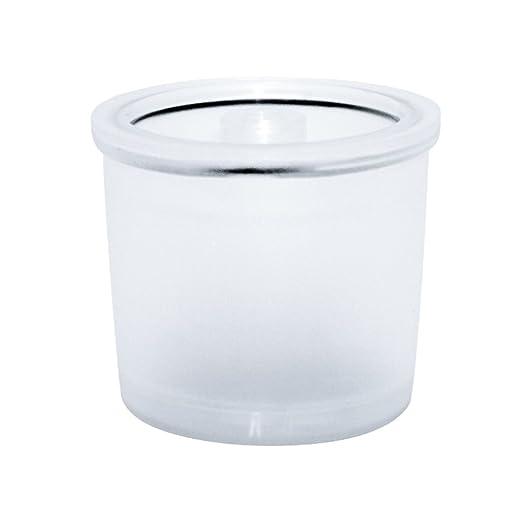 Donpow Filtros de café, tazas reutilizables de cápsulas de café de ...