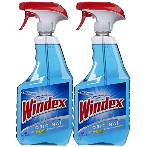 (Windex Cleaners, Blue, 26 fl. oz. 2 Count )