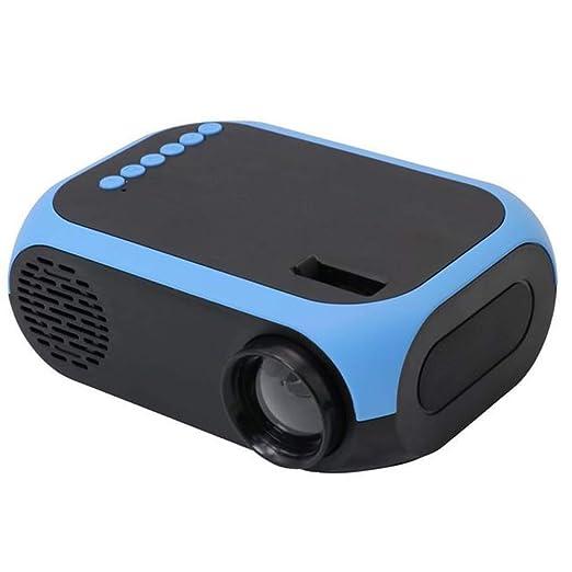 Mini Proyector LED, Proyector Portátil De Cine En Casa, Proyector ...