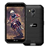 Ulefone Armor X7 Pro (2020) 4G Rugged Cell Phones Unlocked, Android 10 Quad-core 4G+32GB ROM, 13MP+5MP Dual Camera 5.0