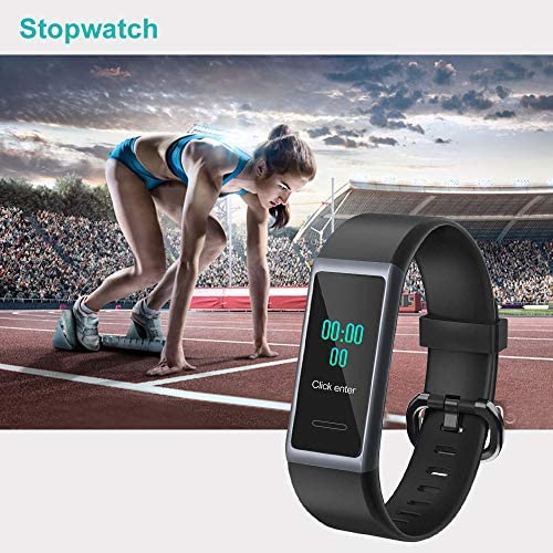 Willful Fitness Tracker 2020 New Version IP68 Waterproof, Fitness Watch Heart Rate Monitor with Calories/Step Counter Sleep Tracker Stopwatch Health Tracker Fit Watch for Men Women Kids 8