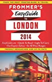 Frommer's EasyGuide to London 2014