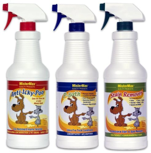 Price comparison product image Anti Icky Poo Complete Sampler Pack