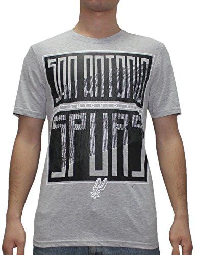 NBA SAN ANTONIO SPURS Mens Athletic Short Sleeve T Shirt S - San Outlets Shopping Antonio