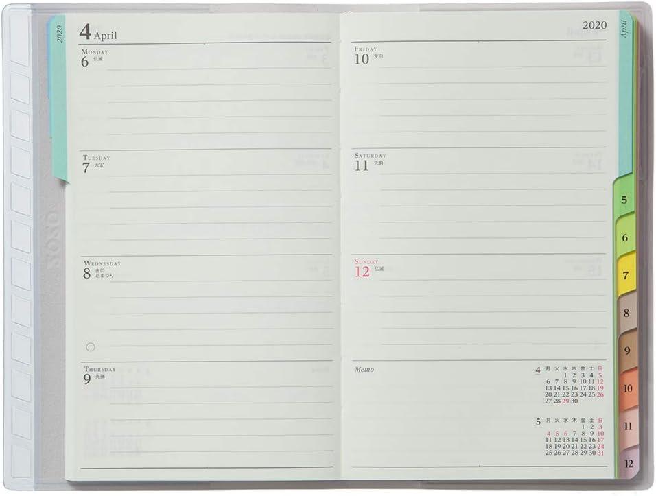 ウィークリー手帳 おすすめ 能率