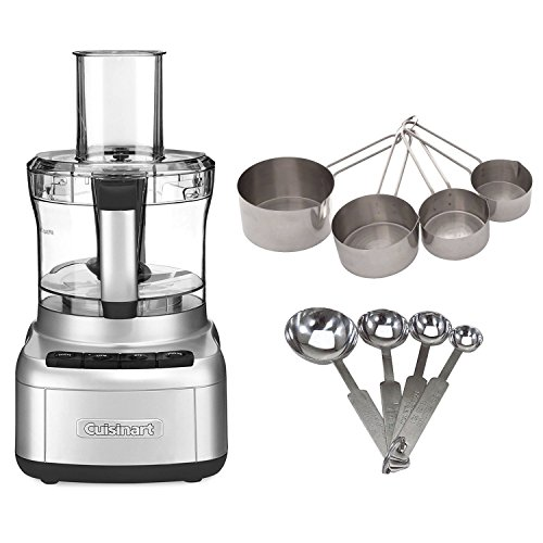 Cuisinart FP-8SV Elemental 8 Food Processor