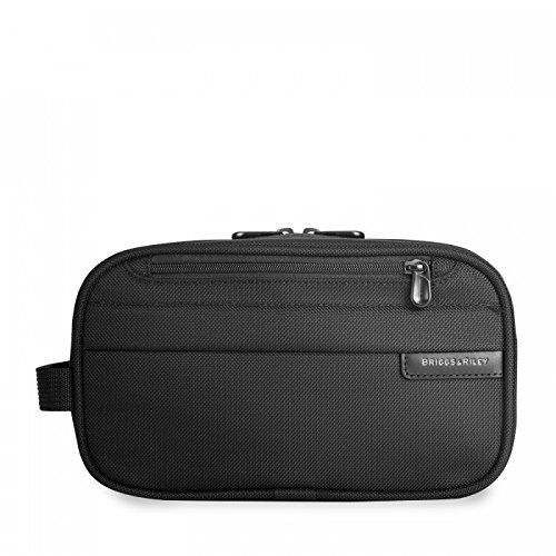 Briggs & Riley Baseline Classic Toiletry Kit, Black by Briggs & Riley (Image #6)