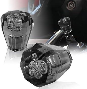 Universal JDM Diamond Crystal VIP Style Manual  Shifter Shift Knob 60MM CLEAR