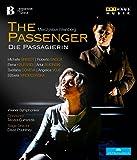 Weinberg:The Passenger [Wiener Symphoniker; Prague Philharmonic Choir,Teodor Currentzis] [ARTHAUS: BLU RAY] [Blu-ray]