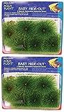 fish fry plant - (2 Pack) Penn Plax Baby Hide-Out Breeding Grass for Aquarium