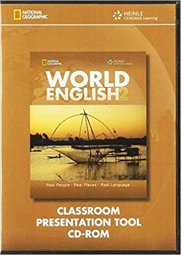 WORLD ENGLISH 2 PIZARRA INTERACTIVA: 9781111349820: Amazon ...