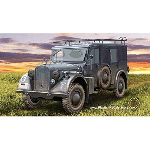 plastic-model-kfz17-german-medium-radio-vehicle-wwii-1-72-ace-72260