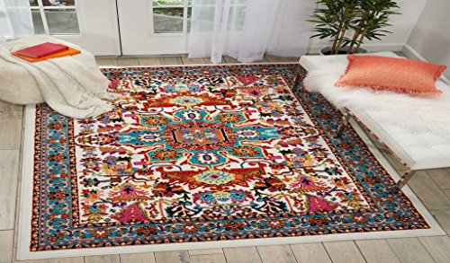 Nourison OKD06 Oakdale Modern Traditional Area Rug,, used for sale  Delivered anywhere in USA