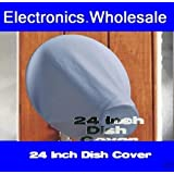 """SATELLITE DISH COVER FOR 24"""" DISH"""