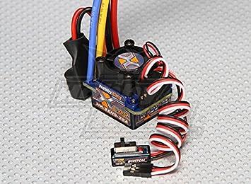 HobbyKing - HobbyKing? ? 35A Sensored/Sensorless Car ESC (1:10/1:12