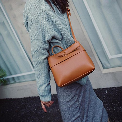 Sacs Mini en Sac Forme femme Messenger sac ESAILQ Femmes Mode cuir Shell Sacs qC7ICOxYw