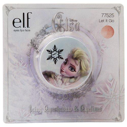 e.l.f. Disney Elsa Icing Eye Shadow & Eyeliner, Let it Go, .