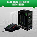 VINTO-Mice - Razer Mamba Elite Edition, Mamba Tournament.Gaming Mouse, 16000 DPI, Chorma Light, Brand new in Retail BOX…