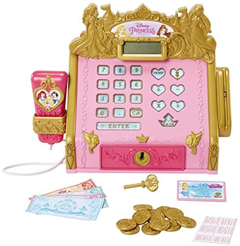 Disney Princess Royal Boutique Cash Register by