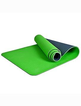 Antideslizante Yoga Mat --- TPE insípido antideslizante ...