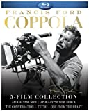 Francis Ford Coppola: 5-Film Collection (Apocalypse Now/Apocalypse Now Redux/One From the Heart/Tetro/The Conversation) [Blu-ray] by Lions Gate
