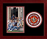 NCAA Louisiana Lafayette Ragin' Cajuns University Spirit Photo Frame (Vertical)