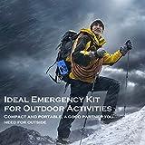 Emergency Hand Crank Radio Weather Solar NOAA Radio