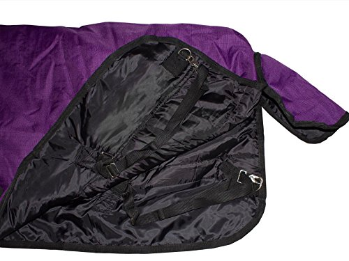 518ehmp09WL - Derby Originals 1200D 300G Heavy Duty Mini Horse Winter Turnout Blanket
