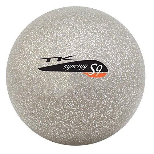 Glitter Field Hockey Ball - SILVER ()