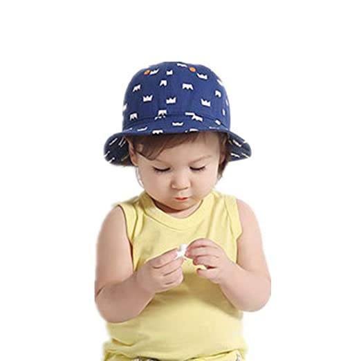 0275638d5121 Amazon.com  BBPIG Baby   Toddler Organic Cotton Reversible Bucket ...