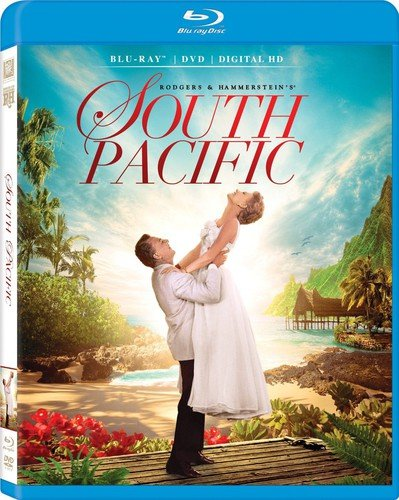 Pacific Memorabilia - South Pacific [Blu-ray + DVD + DHD]
