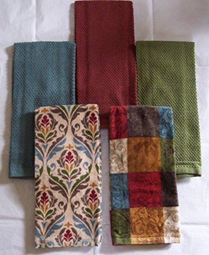 Kitchen Towels Set of 5