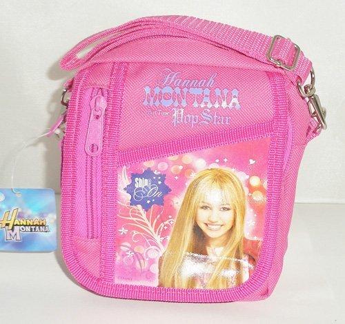 Disney Hannah Montana Shoulder Bag - Hot Pink
