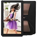 Nixplay Seed Wave 13.3 Inch Digital Wi-Fi Photo Frame W13C Black - Full HD Frame with Bluetooth Speakers, Motion Sensor and 10GB Storage, Display and Share Photos via The Nixplay Mobile App