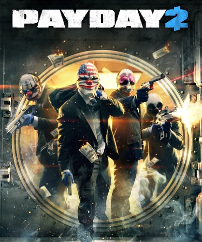 PAYDAY 2 4-Pack [Online Game Code] by 505 Games