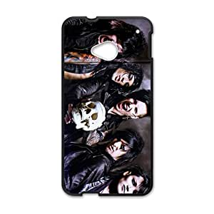 Personality women with skull Cell Phone Case for HTC One M7