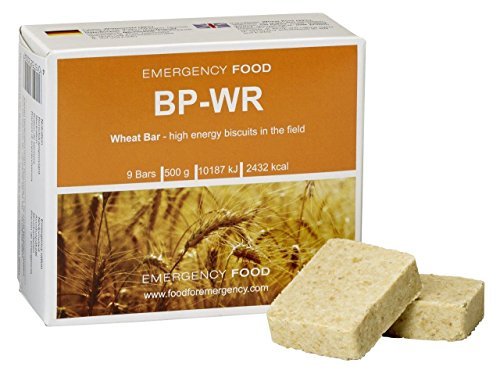 BP WR - Emergency Food - Notverpflegung, Langzeitnahrung das neue BP5