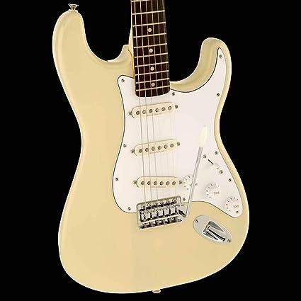Squier by Fender - Guitarra eléctrica para principiantes, diseño ...