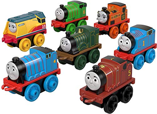 Thomas & Friends Fisher-Price MINIS, Steamies Rule! ()