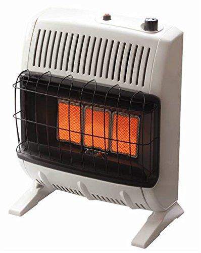 Mr Heater Corporation Vent Free Radiant Propane Heater