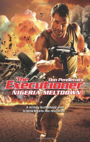 book cover of Nigeria Meltdown