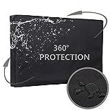 NAJAE TV Cover 50''- 55'' 600D Oxford 360°Sealed Protection Bottom Newest Design Premium Quality
