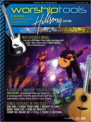 Worship Tools: Hillsong Edition [With CD and DVD]: Rhonda Scelsi ...