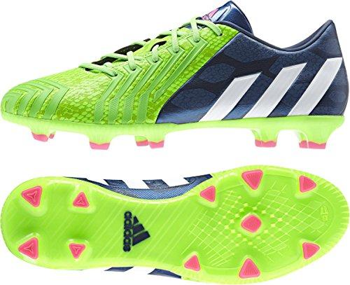 Adidas Predator Absolado Instinct FG Fussballschuhe rich blue-white-solar green - 42